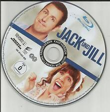 Jack und Jill - (Adam Sandler) / Blu-Ray ohne Cover #1070