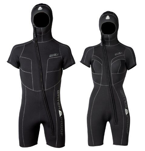 Waterproof Scuba W2 5mm Hooded Overvest  w  HAV System Male WP-W2ICE5M Tall XL  save up to 70%