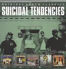 SUICIDAL TENDENCIES / ORIGINAL ALBUM CLASSICS * NEW 5CD SET * NEU *