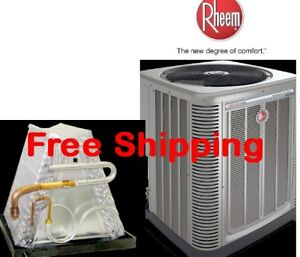 Details about 4 Ton R-410A 14 SEER Mobile Home Heat Pump Condensing on