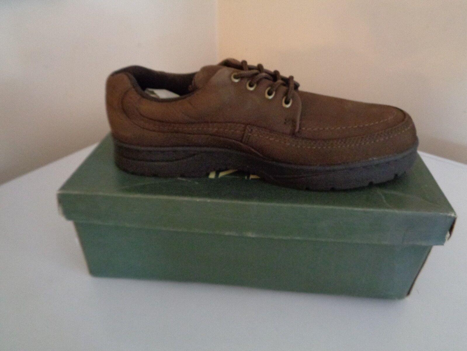 Nunn Bush Men's  MARSHALL  Lace Up Slip Resistant Walking shoes Size 10M  NIB