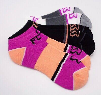 Fox Racing Tech No Show Chaussettes 3 Pack Multi-Color Homme L//XL