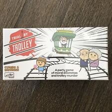 Trial by Trolley Adult Party Card Game of Moral Dilemmas Cyanide /& Happiness New
