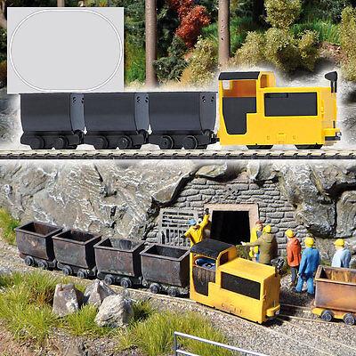 Audace Busch Hof 5000 Mio Treno Starter Set # Nuovo In Confezione