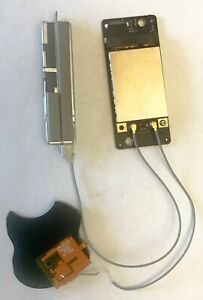 Apple-iMac-A1311-27-034-WiFi-Wireless-AirPort-Card-Board-and-Antenna-820-2566-A