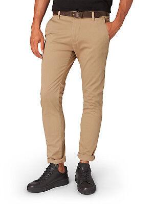 NEU Tom Tailor Herren Chinohose Chino Herrenhose Regular Jeans Business Casual