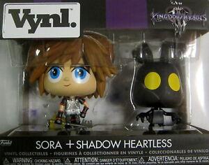 NüTzlich FüR äTherisches Medulla figuren Set Shadow Heartless Kingdom Hearts Sora Funko Vynl!