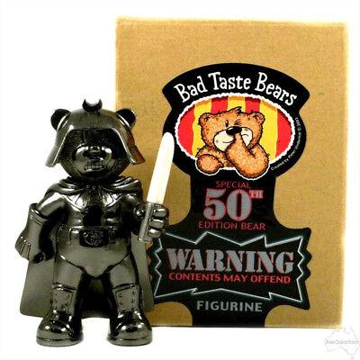 Bad Taste Bears Bad Taste Bears Dark Vibe Darth Vader Star Wars Glow In Dark Light Saber-rare Sufficient Supply