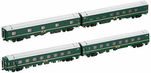 KATO N gauge 24 system Twilight Express hematopoiesis 4-Coche Set 10-87 From japan