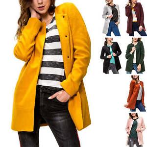 Only Damen Kurzmantel Übergangsmantel Damenmantel Leichter Mantel leichte Jacke
