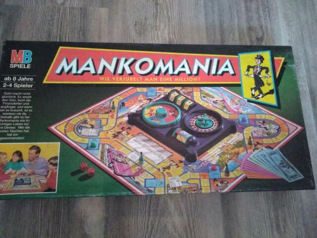 Mankomania Spiel