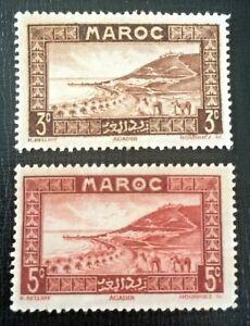 RADE-AGADIR-MAROC-1933-Neufs