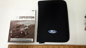 2007-FORD-Expedition-Original-NOS-Owner-039-s-Manual-Kit-Excellent-Condition-US