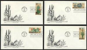 #1942-1945 20c Desierto Plantas, Artmaster FDC Cualquier 5=