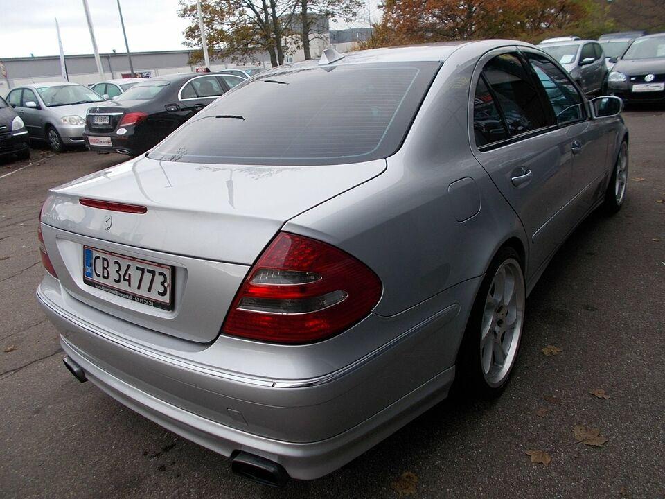 Mercedes E270 2,7 CDi Avantgarde aut. Diesel aut.