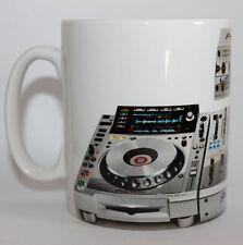 Custom Printed Pioneer CDJ 2000 DJM 900 mixer Nexus Platinum Edition Mug  cup