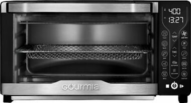 Gourmia 12-in-1 Digital Air Fryer Toaster Oven + $10 Kohls Cash