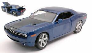 Dodge Challenger Concept blau 2006 - 1:18 Maisto