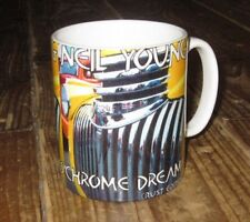 Neil Young Chrome Dreams Advertising MUG