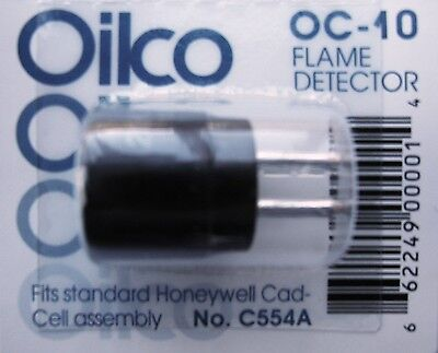 Set of 5 Oil Burner Cad Cell Eye Replace Honeywell 120320 124607 130367 OC-10 Fits C-554A