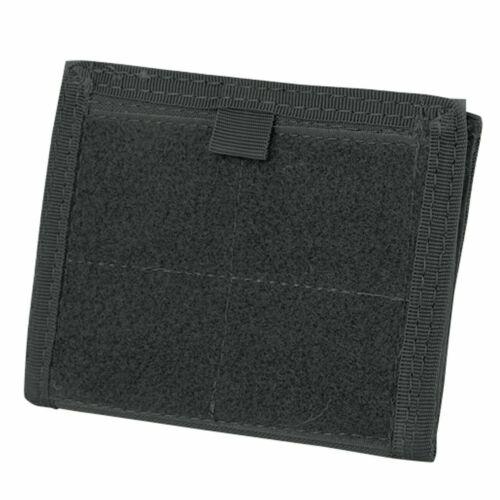 Condor MA39 Modular Admin ID Holder MOLLE Zipper Pocket Hook and Loop Wallet