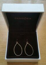 Pandora Raindrops Compose Earring
