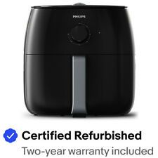 Philips Premium Airfryer XXL w/Fat Removal Technology-HD9630/98