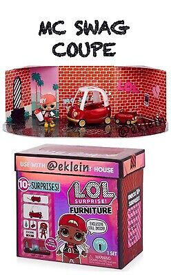 LOL SURPRISE DOLL FURNITURE SET SWAG M.C