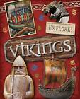 Vikings by Jane Bingham (Hardback, 2015)