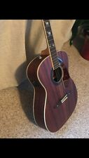 Fender Artist Design Tim Armstrong Hellcat Acoustic/Electric Guitar