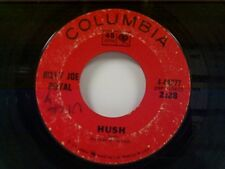 "BILLY JOE ROYAL ""HUSH / WATCHING FROM THE BANDSTAND"" 45"
