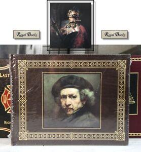 REMBRANDT - Easton Press - OVERSIZED BOOK -- SEALED