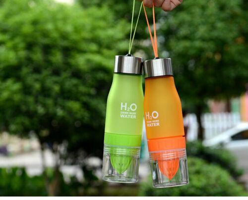 H2O FRUIT INFUSION LANJANIAINA INFUSANT BOUTEILLE D/'EAU FOR GYM SPORT ATHLÉTISME
