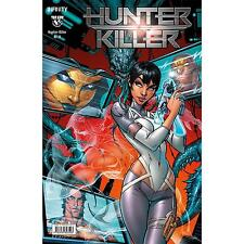 HUNTER-KILLER 0 deutsch VARIANT-COVER-EDITION Scott Campbell (Danger Girl) sexy