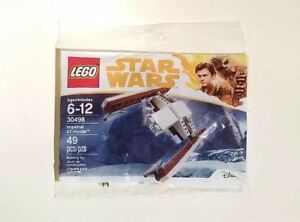 New Unopened 49 pieces LEGO 30498 Star Wars Imperial AT-Hauler Polybag