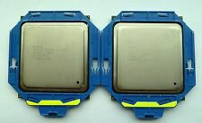 Matched Pair Intel E5-2670  2.6GHz 8GT/s 8 Core 20MB Cache SR0KX CPU Processor