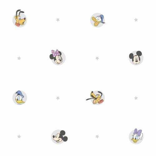 Rasch Tapete Fantasy Deco Disney MK3023-1 Mickey Mouse Maus Kinderzimmer Kinder