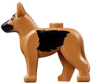 Lego Dog Black