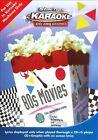 Karaoke: 80s Movies by Karaoke (CD, Oct-2007, Startrax)