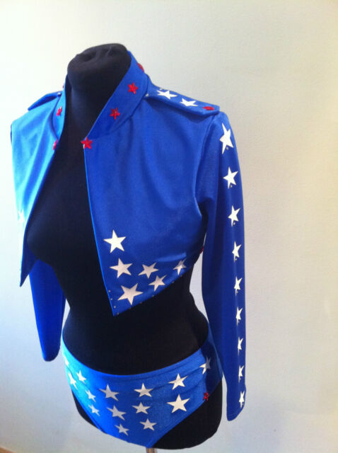 wonder woman jacket  for your corset costume