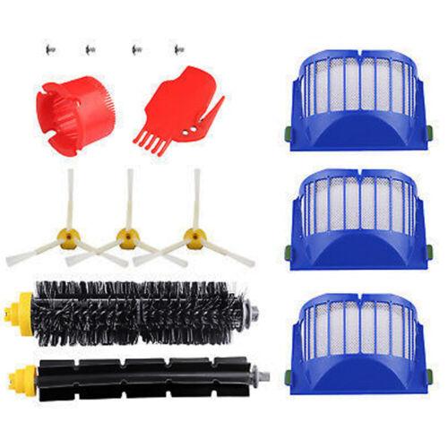 For iRobot Roomba Filters 600 Series Parts Kit 610 620 630 650 Vacuum Brush CN