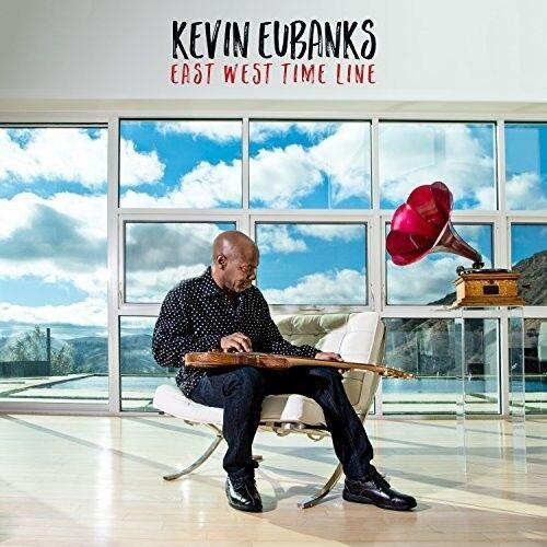 Kevin Eubanks - East West Time Line [New CD] Digipack Packaging