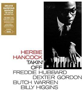 Herbie-Hancock-Takin-Off-New-Vinyl-LP-UK-Import