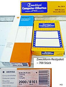 HERMA 8211 Computeretiketten 88.9x35.7mm Zweckform No.3614 114,3x48,4mm - Schönau, Deutschland - HERMA 8211 Computeretiketten 88.9x35.7mm Zweckform No.3614 114,3x48,4mm - Schönau, Deutschland