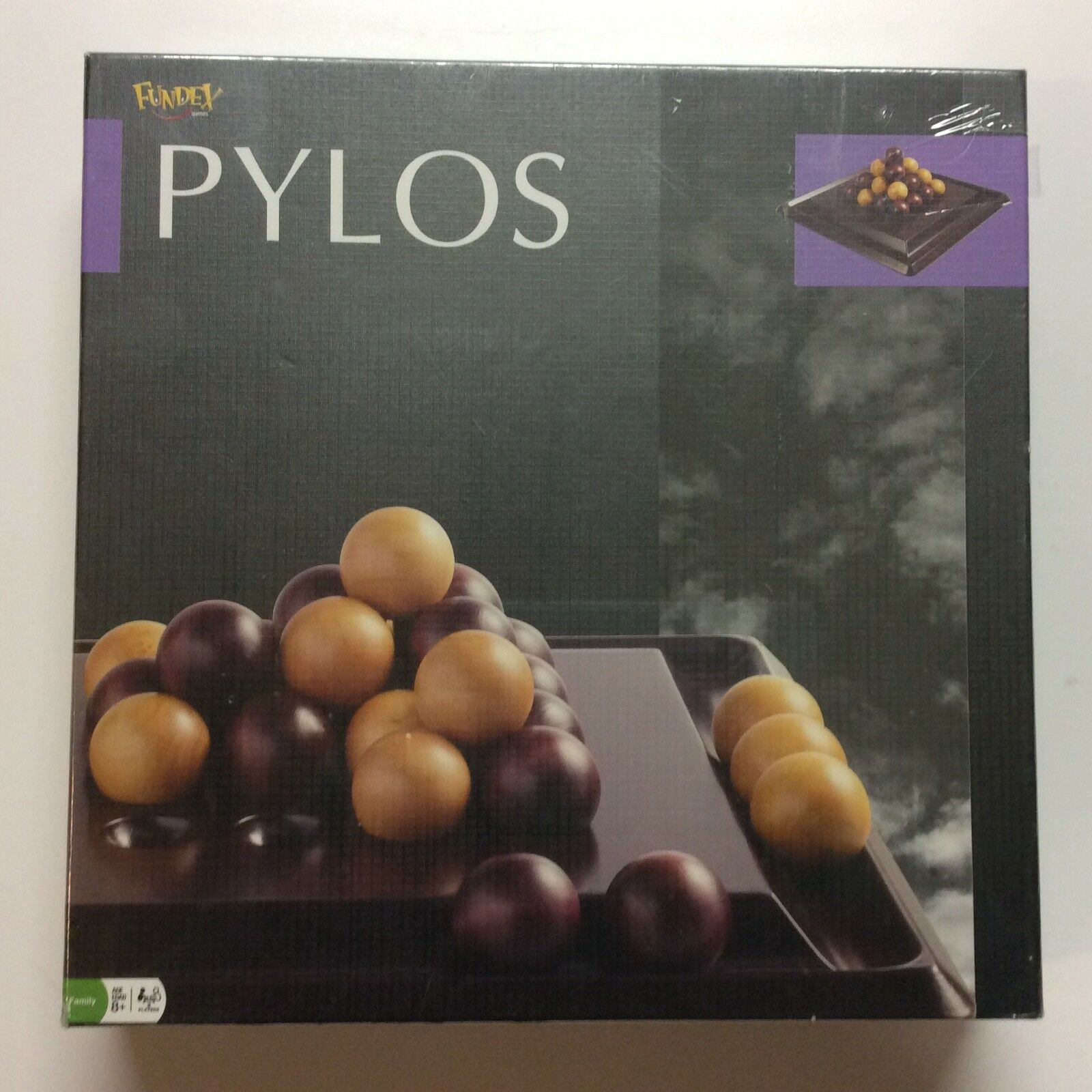 PYLOS FunDex Gigamic Board Game - Factory SEALED - New - International Awards