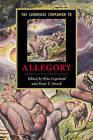 The Cambridge Companion to Allegory by Cambridge University Press (Paperback, 2010)