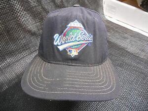 1993 New era WORLD SERIES BASEBALL HAT CAP Snapback MLB Genuine ... 87b5ea55852d
