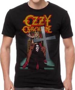 Ozzy-Osbourne-Speak-of-the-Devil-Crucifix-Heavy-Metal-Music-T-Shirt-OZZ10022