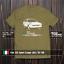 /'67-/'69 T-shirt Fiat 124 Sport Coupe AC
