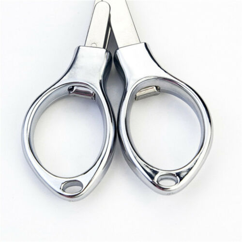 Useful Folded Fishing Line Scissors Stainless Steel Fishing Line Cutting Supply